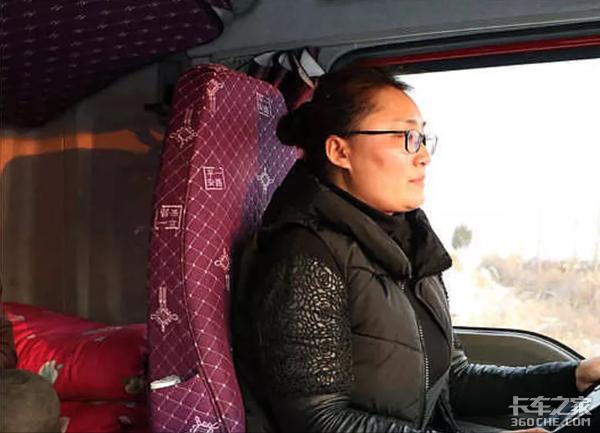 37岁去增驾A2女司机木子姐的卡车人生