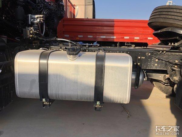 配国六东康发动机机天龙VL单驱危险品牵引车怎么样?