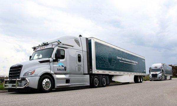 戴姆勒旗下TorcRobotics公司选择亚马逊云服务开发自动驾驶卡车