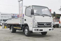 4米货厢配柴油动力 东风小霸王W15图解