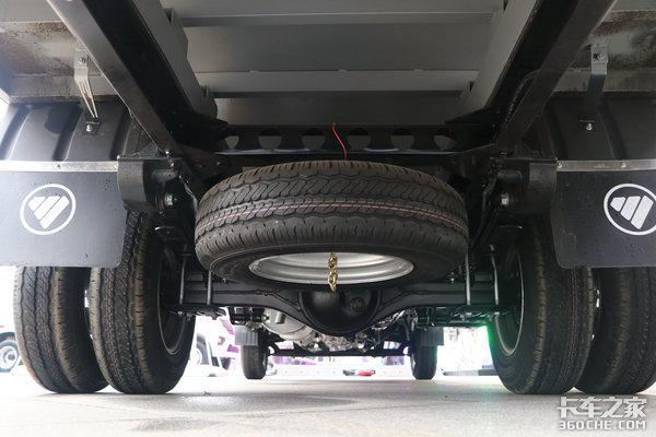 福田祥菱V3获卡车之家2020年度值得信赖车型
