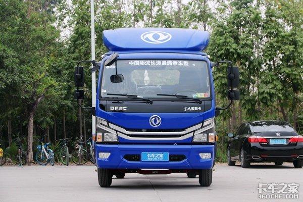 年度盛典:东风多利卡获2020年度值得信赖车型