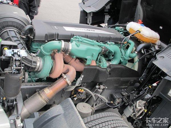 """16升发动机曾经的""""一代王者""""沃尔沃F16解读"""