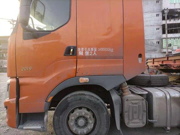 省际专线运输17.5米大板车主:运价下滑严重