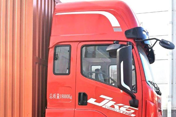 涵盖平顶、半高顶、高顶双卧解放青汽JK6产品线逐渐丰富!