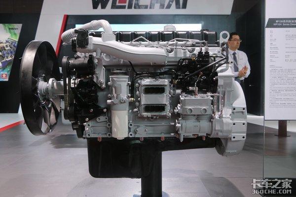 一汽凌源新车亮相新增400马力发动机