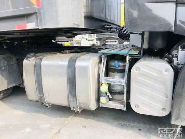 550马力动力AMT变速箱解放J74x2车型解读
