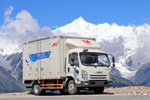 卡车之家年度盛典:江铃轻卡品质万里行荣获2020年度温暖事件