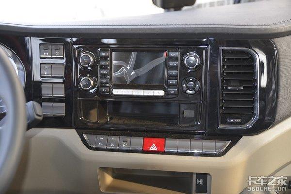 """不只是多一个""""S""""!陕汽M3000S还有哪些升级?有高端车那味了"""