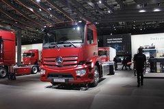 重磅 奔驰卡车未来将会搭载康明斯动力