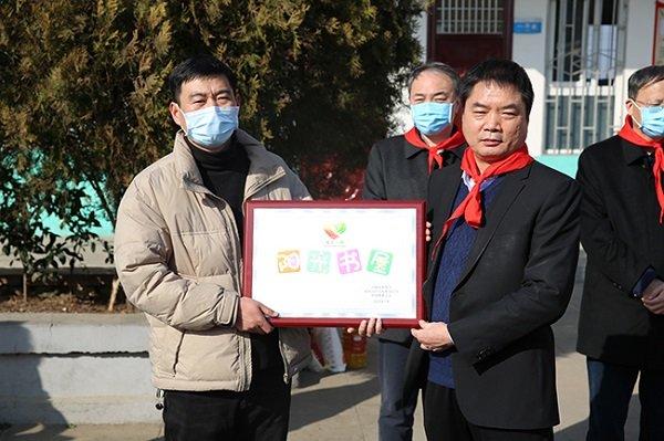郑州日产联合河南省商务厅持续开展驻村帮扶助力脱贫攻坚、乡村振兴