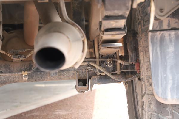 动态评测:长安凯程F70自动挡支持国六排放标准