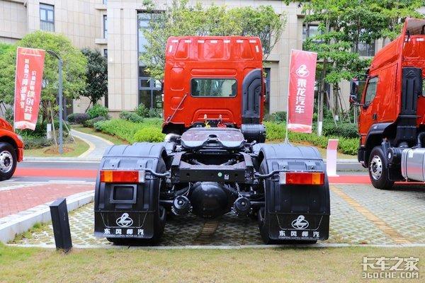 年度盛典:乘龙H5获得卡车之家2020年度卡友关注车型