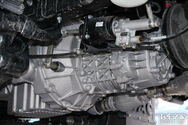 三大件长换油180平台帅铃新款Q3国六轻卡脱胎换骨