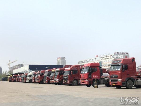 2月份中国公路物流运价指数发布公路物流需求稳中趋缓