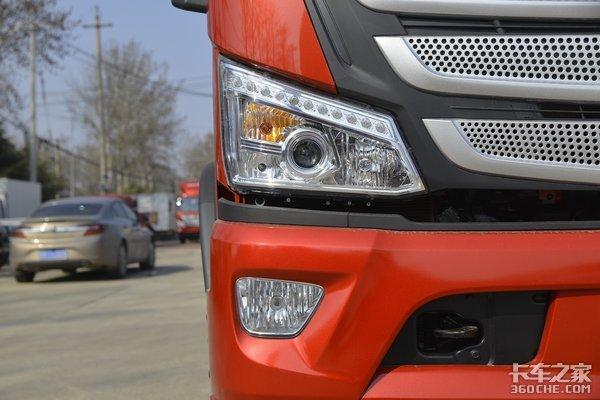 国六190马力搭载5.8米货厢欧马可S3不到16万就能拿下!