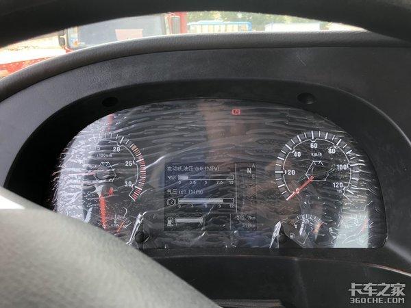 专注长途干线冷藏运输汕德卡G78x4载货车明智之选