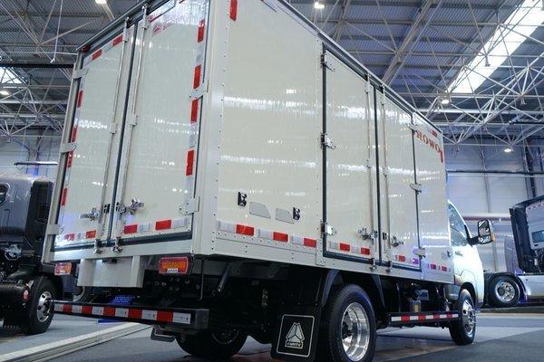 车市速看:重汽微卡车型即将上市配置堪比轻卡