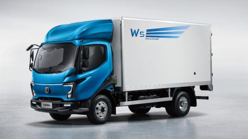 飞碟W:全方位守护卡车人的安全健康