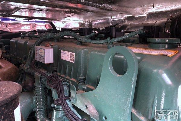 福伊特液力缓速器加身见识下解放JH6国六自动挡燃气车