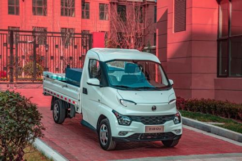 飞碟Q3:卡车界的代步车乘用界的创富车