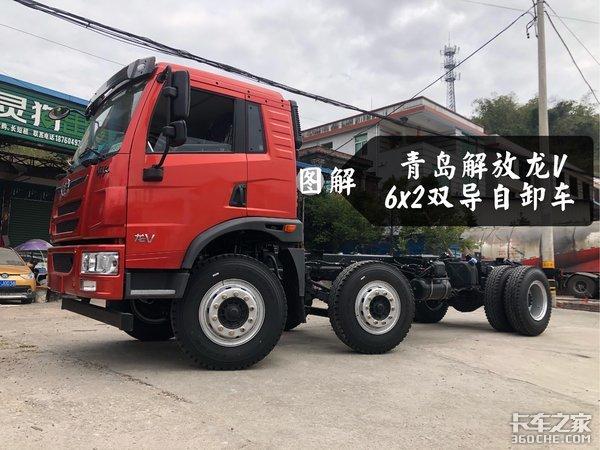 6X2里青汽龙V能否引起新热潮?