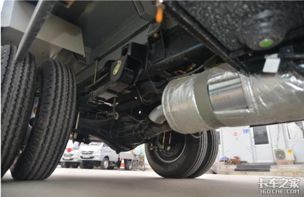 车库小神器建材运输好选择黑豹H3自卸