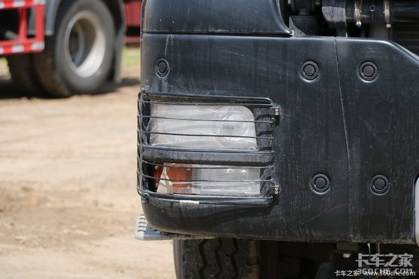 搅拌车也有高端车型汕德卡G5适应性更强