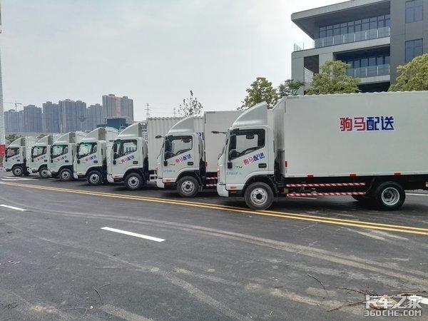 面对新常态,2021年电动物流卡车市场面临哪些机遇和挑战?