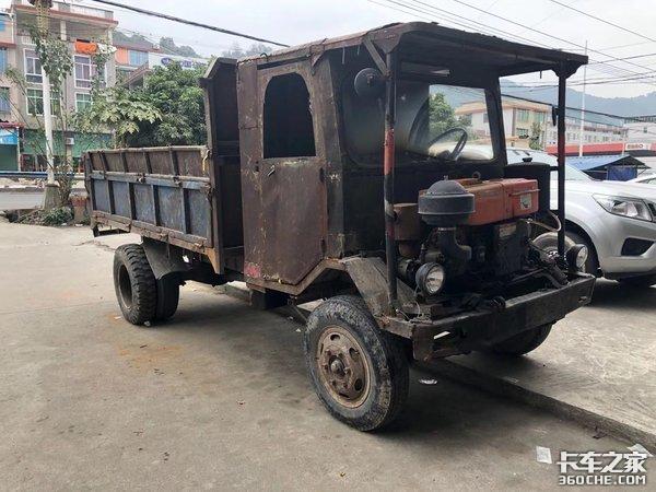性价比优先闽南卡友山区建材运输经验分享