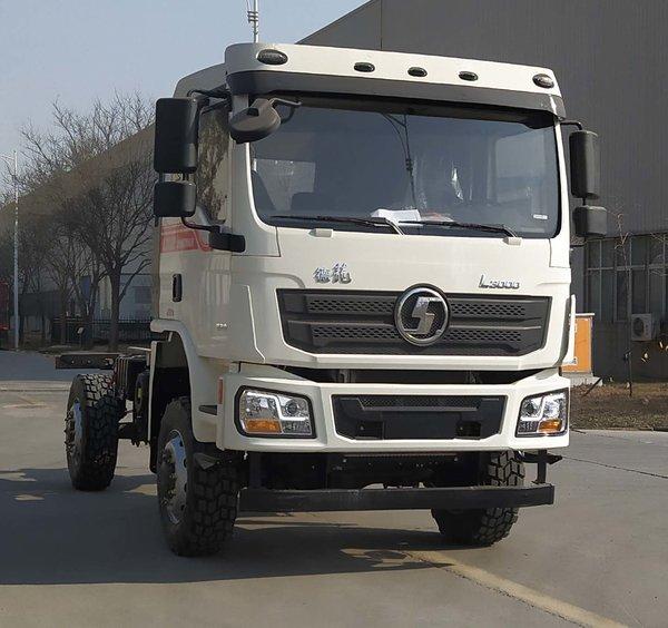 6米车长装中卡车头陕汽申报的这款车型要干嘛