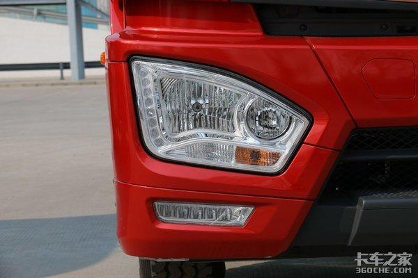 都是460马力国六燃气车欧曼GTL和欧曼EST有哪些不一样