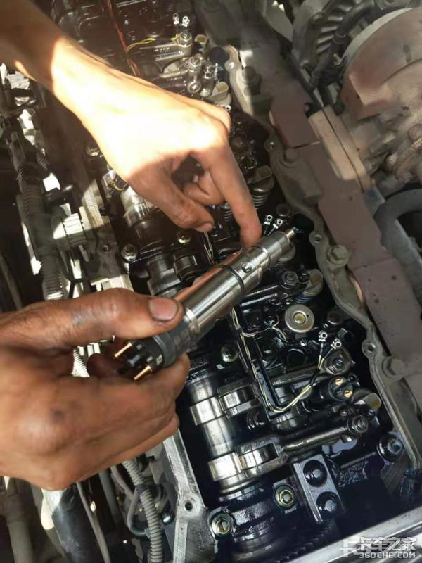 卡车小百科:柴滤底部有电线就是电加热?可不全是这样