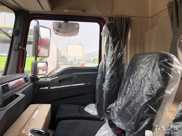 短途钢材、水泥运输神器陕汽德龙L3000旗舰版载货车