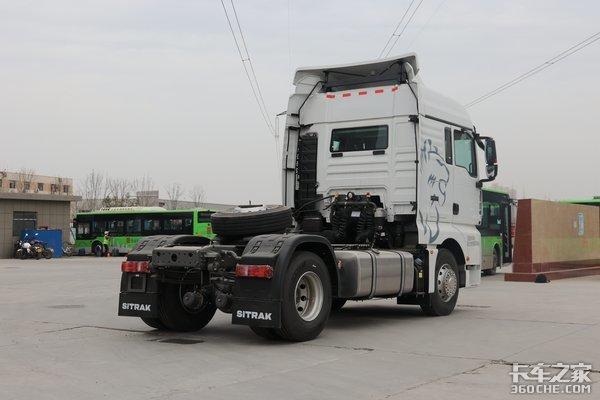 标载下续航超4700公里平原快递用车汕德卡G7售价仅31万