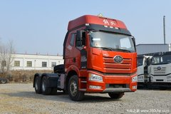 降价促销德阳解放J6P牵引车仅售35.90万