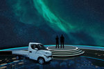 飞碟汽车带你走进卡车界潘多拉星球!