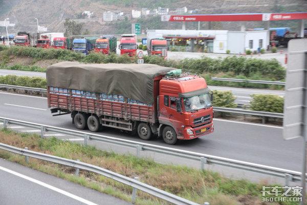 宝鸡调整货车限行措施允许国四车进城