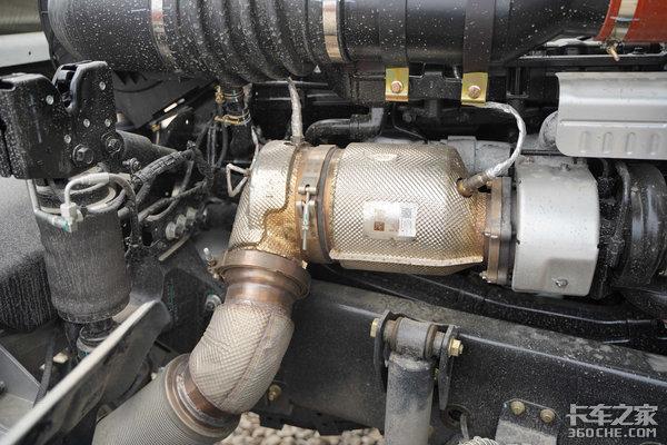15升发动机自重9.3吨天龙KXLNG解读