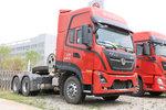 最大470马力售43.8万 国六b天龙KL燃气车自重仅8.8吨