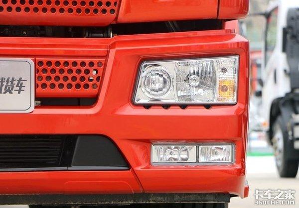 解放J6L质惠版6x2载货车,舒适性再升级,实力不凡