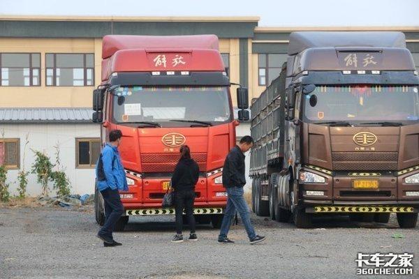 """对卡车司机而言""""顺利""""二字值千金"""