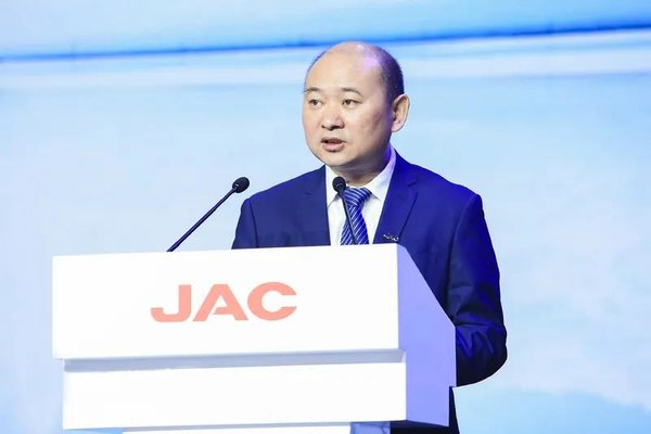 项兴初提名江淮汽车董事长业内人猜测:卡车要大展拳脚了