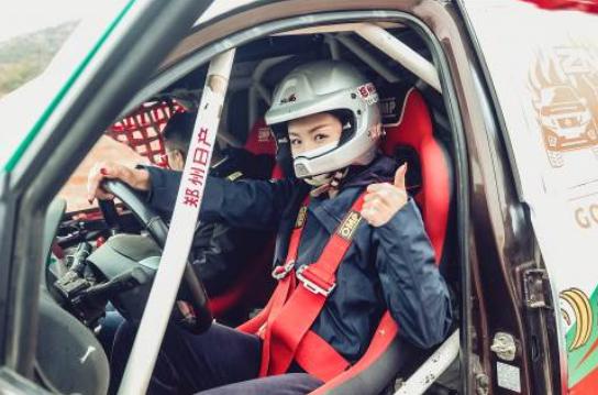 郑州日产X-Driving赛事学院赛车手军校