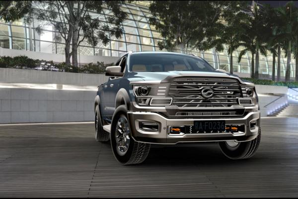 车市速看:搭载雷诺动力+6MT/8AT中兴全尺寸皮卡G9车型正式实车亮相