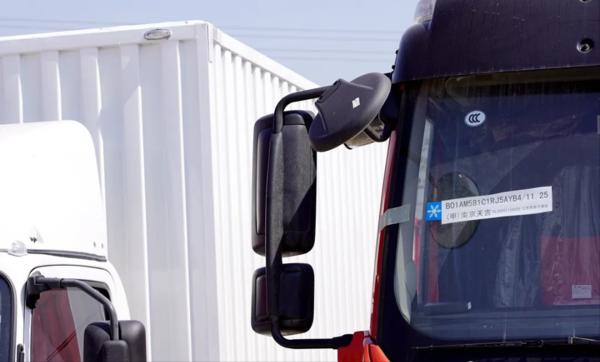 中卡也能有平地板解放J6L领航版载货车