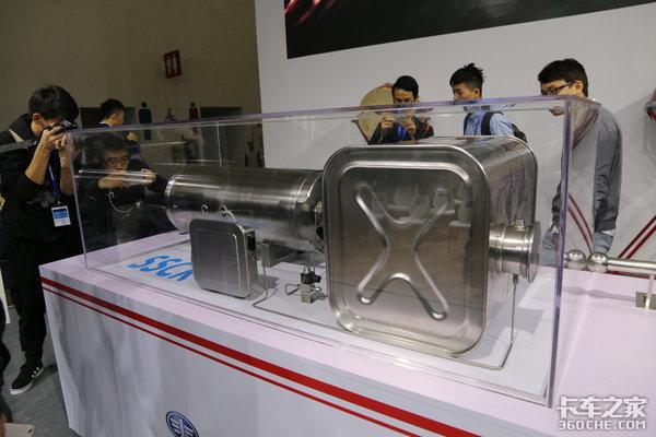 大变革!固态氨技术将开发国六未来或覆盖所有解放车型