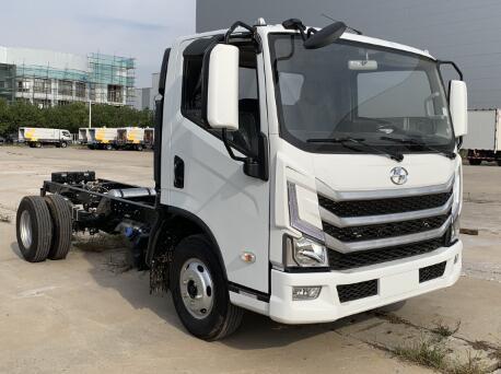 总质量近10吨配D30发动机上汽轻卡H500新公告曝光