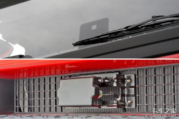 自重8.2吨配采埃孚AMT30.35万的红岩杰狮AMT车型实力太抢镜