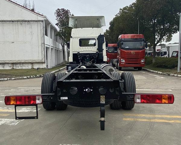 上至牵引车下至载货车解放燃气发动机全面大规模装车